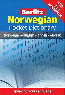 Berlitz Norwegian Pocket Dictionary